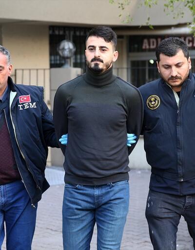 PKK şüphelisi Almanya'dan tatil için geldiği Adana'da yakalandı