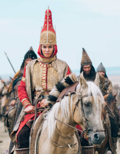 İlk Türk kadın hükümdar 'Tomris Hatun' geliyor