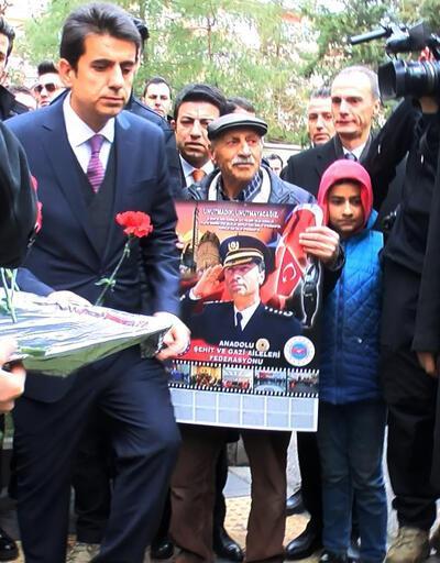 Ali Gaffar Okkan ve arkadaşları şehit edildikleri yerde anıldı