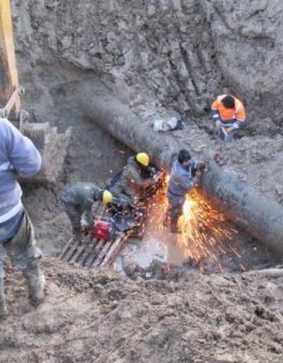 Polatlı'da 80 kilometrelik hattın arızalı bölümleri yenilenecek
