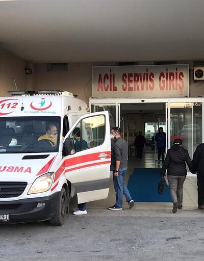 Çinli kadın turist için Süreyyapaşa Hastanesi'nde yoğun tedbir alındı