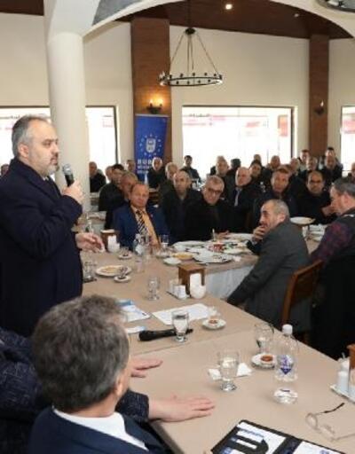 Karacabey ve Mustafakemalpaşa'ya yatırım müjdesi