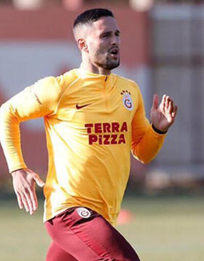 Galatasaray'da Andone saha çalışmalarına başladı