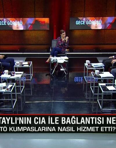 AK Parti-İYİ Parti ittifakı olur mu? Yavaş Erdoğan'dan ne istedi? Altaylı'nın siyaset ve CIA ile bağlantısı ne? Gece Görüşü'nde konuşuldu