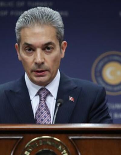 Yunanistan'ın AB'ye 'Türkiye' şikayetine yanıt: Sonuç alacağını sanıyorsa çok yanılmaktadır