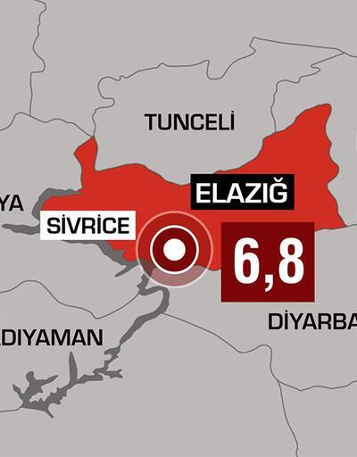 Elazığ'da deprem: Bakan Soylu Elazığ depreminde ölü sayısını açıkladı!