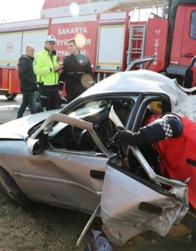 Kazada Berat öldü, anne ve babası yaralandı