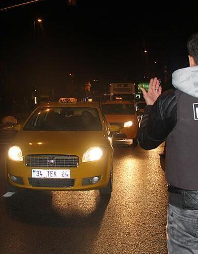 81 ilde 'huzur ve güven' uygulaması yapıldı: 3 bin 179 kişi yakalandı