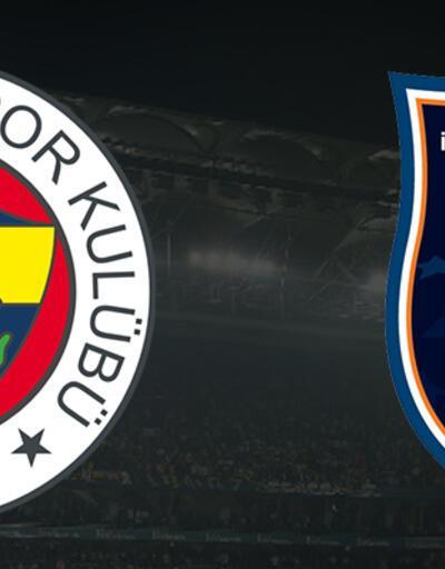 Fenerbahçe-Başakşehir CANLI YAYIN