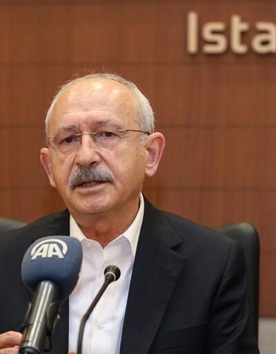 CHP lideri Kılıçdaroğlu'ndan deprem açıklaması
