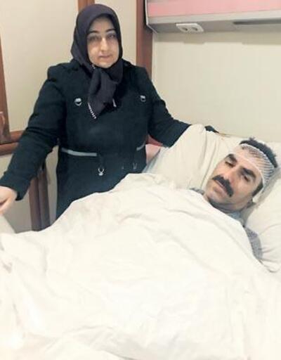 Depremde yaralı kurtuldu, o anları anlattı: 'Eşim ve çocuğum gözümün önünde öldü'
