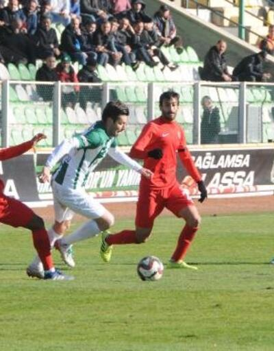 Giresunspor - Cesar Grup Ümraniyespor: 2-1