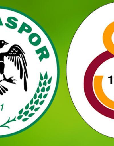 Konyaspor Galatasaray maçı ne zaman, saat kaçta, hangi kanalda?