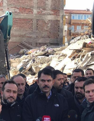 Bakan Kurum: Riskli binalar için köklü dönüşüm başlatacağız