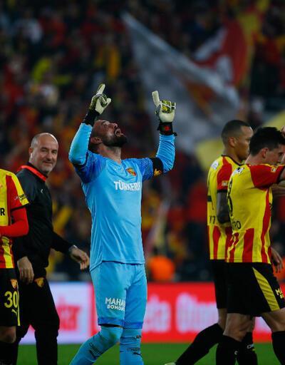 Göztepe 2-1 Beşiktaş MAÇ ÖZETİ