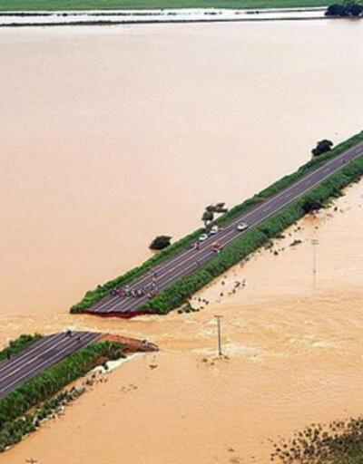 Brezilya'da sel ve heyelanlarda 46 kişi öldü