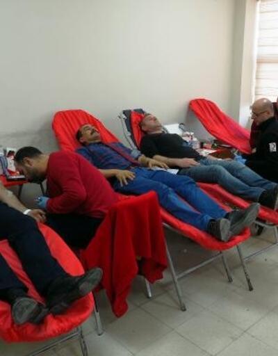 HatayBüyükşehir'den kan ve kök hücre bağışı