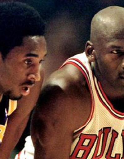 Michael Jordan'dan Kobe Bryant mesajı