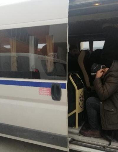 Çanakkale'de 62 kaçak göçmen yakalandı