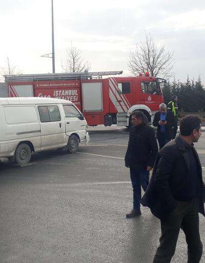 Sultangazi'de zincirleme kaza: 6 yaralı