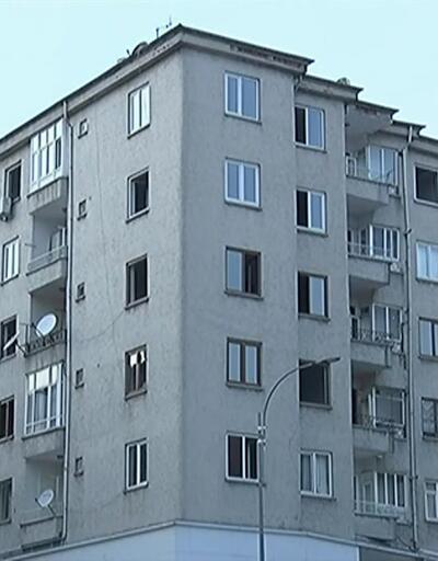 Son dakika! Elazığ'da 5 katlı bir bina boşaltıldı!