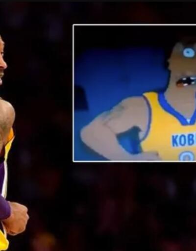 The Simpsons'ın Kobe Bryant kehaneti de tuttu
