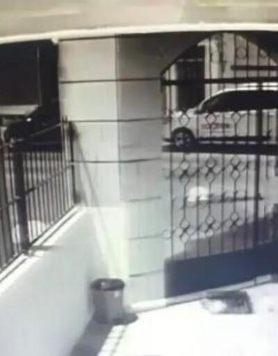 Şişli'de araçları hedef alan şüpheli yakalandı; lastik kesme anları kamerada