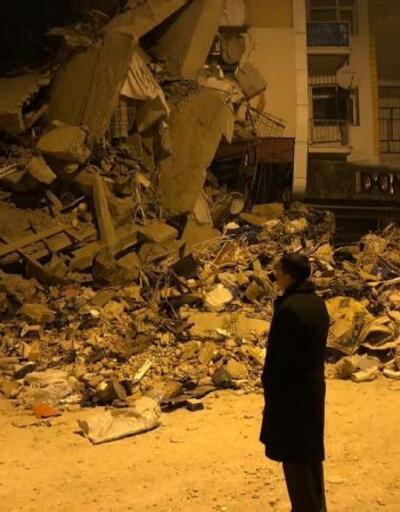 Tütüncü deprem bölgesinde