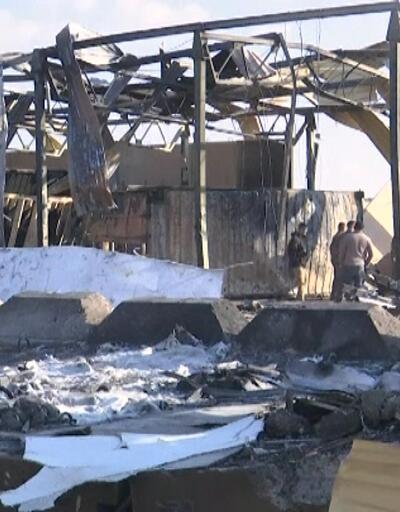 Pompeo'dan Bağdat'ta ABD elçiliğine saldırı açıklaması