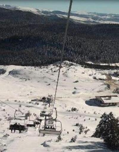 Vali Gürel: Keltepe Kayak Merkezi pistini daha da geliştireceğiz