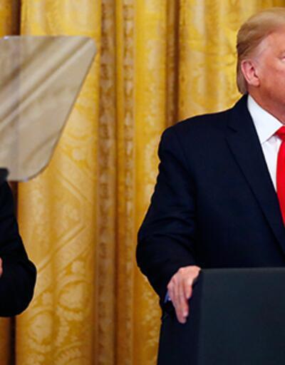 Trump 'Yüzyılın Planı'nı açıkladı