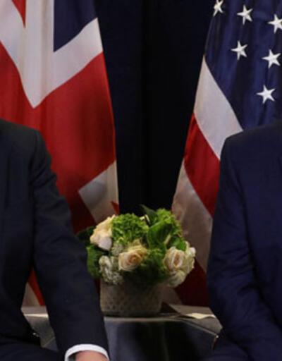 """Johnson ve Trump telefonda """"sözde Orta Doğu barış planı""""nı görüştü"""