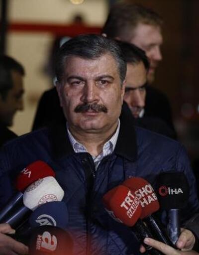 Sağlık Bakanı Koca'dan, 'coronavirüs' açıklaması