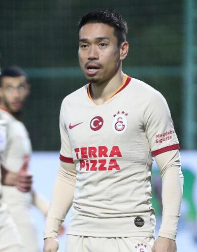 Galatasaray'da Nagatomo kadro dışı