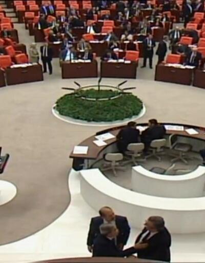 Meclis'in gündemi deprem
