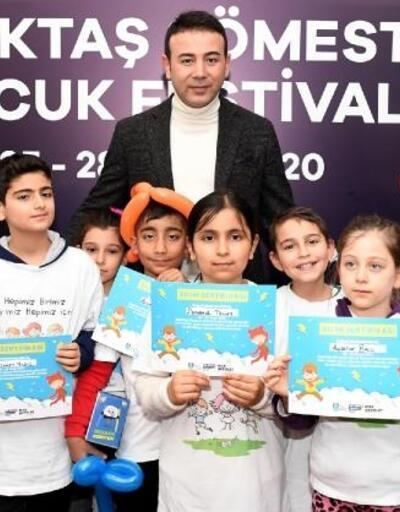 'Sömestr Çocuk Festivali'nde çocuklar hem öğrendi hem eğlendi