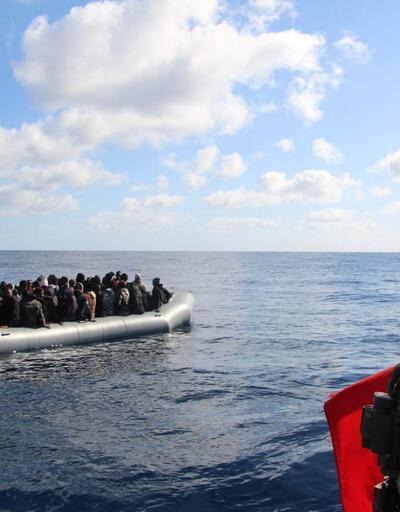 30 göçmen kurtarıldı