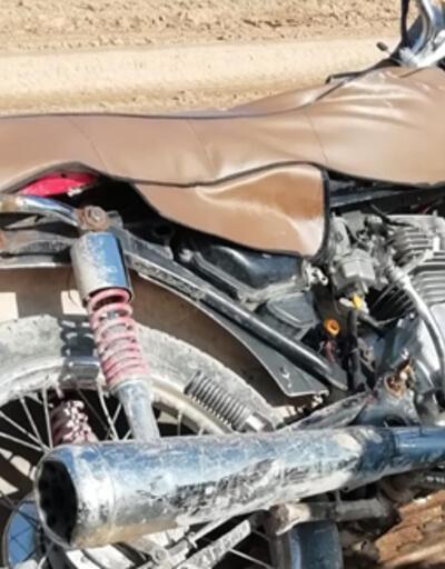 MSB: Rakka'da EYP ile tuzaklanan motosiklet ele geçirildi