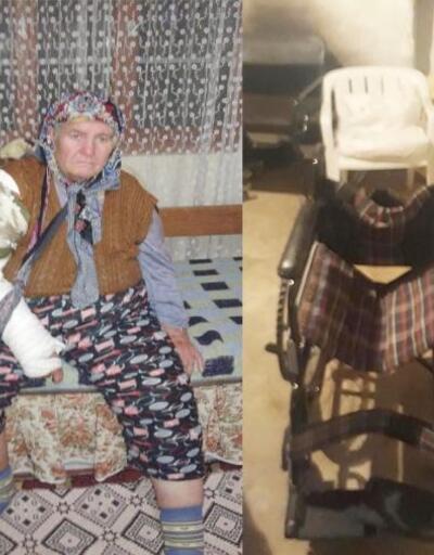 Engellilere tekerlekli sandalye desteği