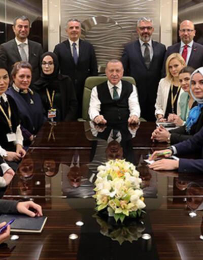 Son dakika... Cumhurbaşkanı Erdoğan'dan Trump'ın sözde barış planına tepki