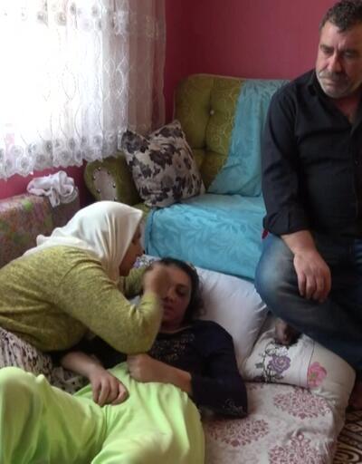Koca şiddeti yatağa mahkum etti