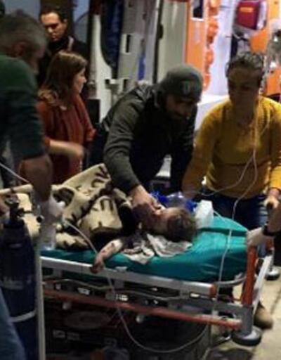 6 yaşındaki çocuk evde çıkan yangında hayatını kaybetti