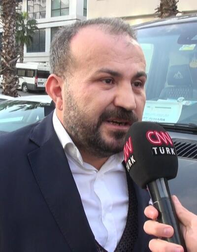 Taksi ve turizm şoförleri tartıştı