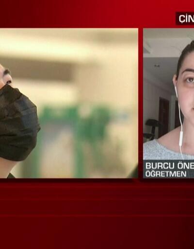 Çin'de neler oluyor? Karantina altındaki Wuhan'da yaşayan Türk CNN TÜRK'e konuştu