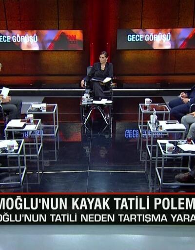 CHP çevreleri İmamoğlu'nun kayak tatiline nasıl bakıyor? Deprem vergileri nerelere harcandı? Gece Görüşü'nde tartışıldı
