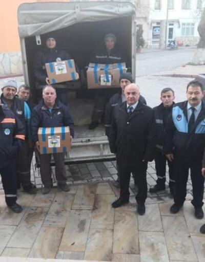 Çardak Belediyesi'nden Elazığ'daki depremzedelere yardım kampanyası