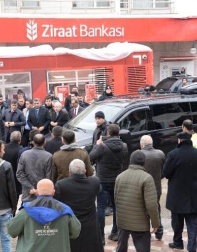 Kılıçdaroğlu, açıklama yaptığı sırada deprem oldu