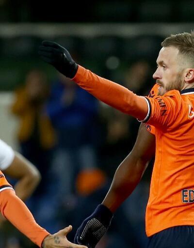 Başakşehir 3 golle kazandı