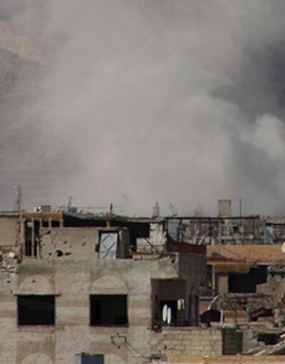 Rusya ve rejimin İdlib'e hava saldırısında 8 sivil hayatını kaybetti
