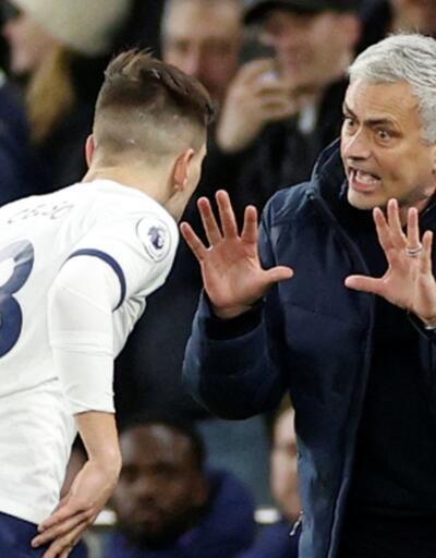 Mourinho Manchester City'yi üzdü
